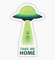 Take Me Home Sticker