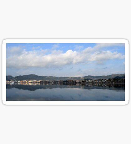 Panorama Of Marmaris Bay  Sticker