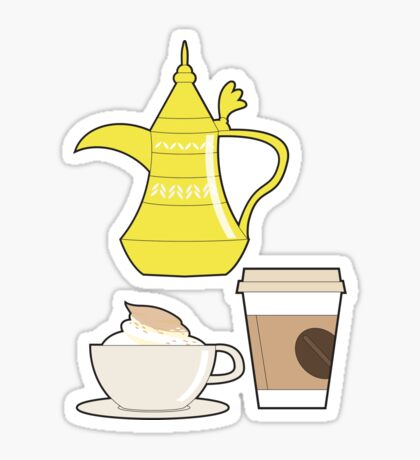 Coffeeholic Sticker