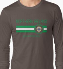 Euro 2016 Football - Northern Ireland (Away Blue) T-Shirt