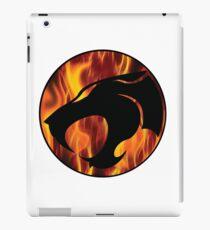 Fire cats iPad Case/Skin
