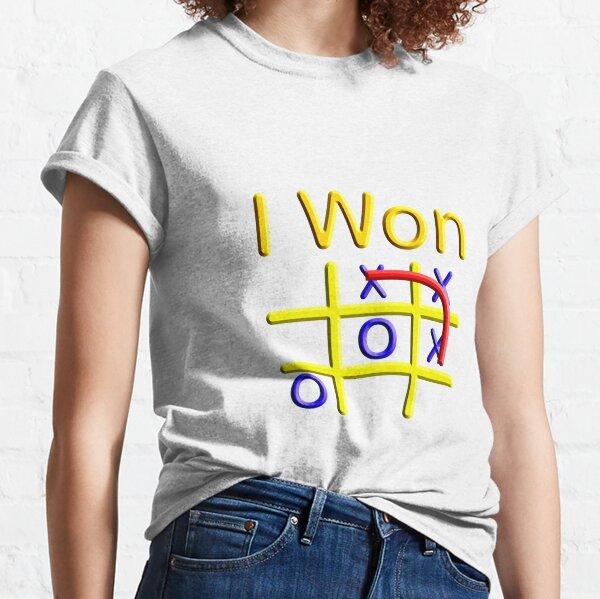 I won Classic T-Shirt