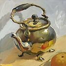 Teapot by Guennadi Kalinine
