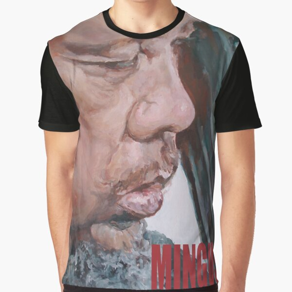 Mingus (acrylic) Graphic T-Shirt