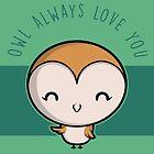 Owl always love you by perdita00