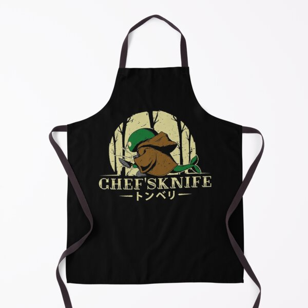 Chef's Knife Apron