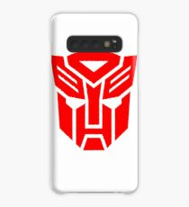 Auto Bot logo Case/Skin for Samsung Galaxy