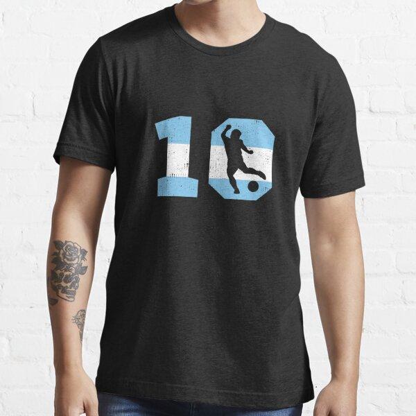 El Diego 10 Essential T-Shirt