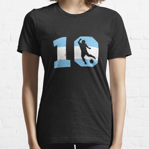 El Diego 10 Camiseta esencial