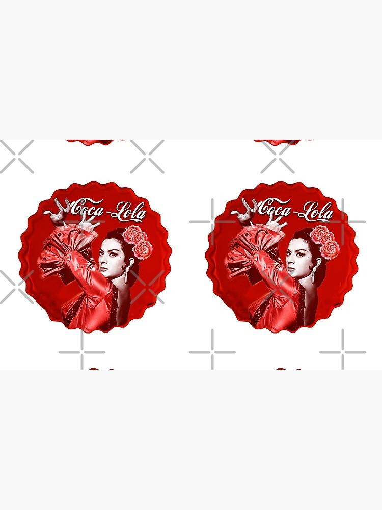 Diseño Chapa Coca-Lola de danimota