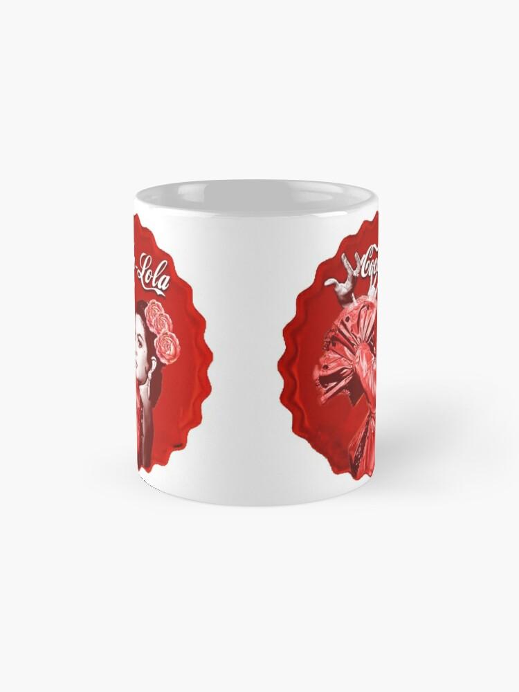 Vista alternativa de Taza Diseño Chapa Coca-Lola