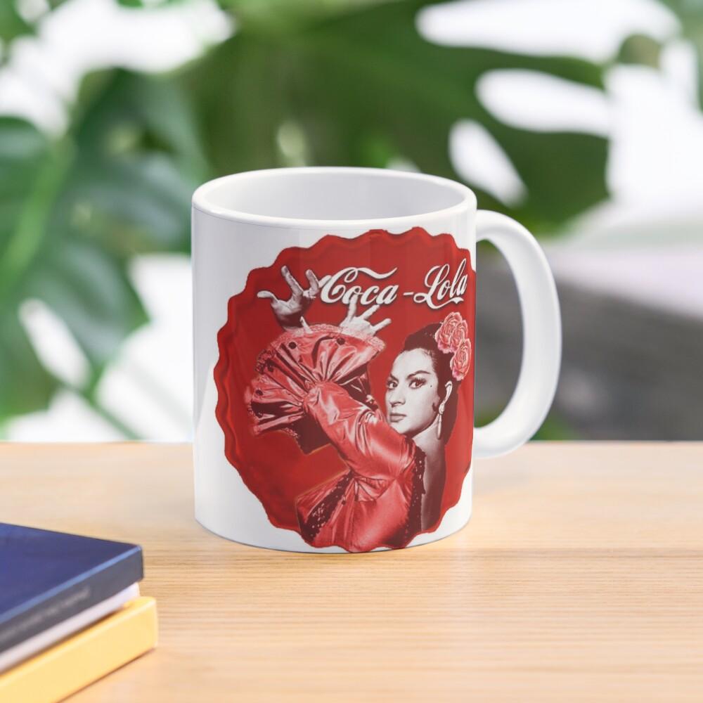 Diseño Chapa Coca-Lola Taza