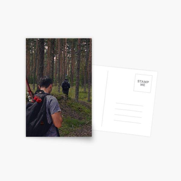 PUBG Postcard