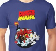 Danger Mouse Secret Unisex T-Shirt