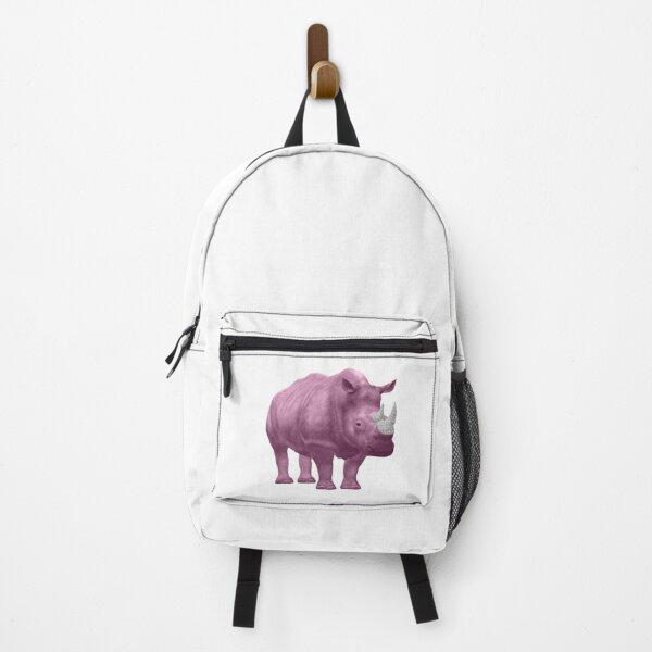 Pink Rhino Bling Horn - Bassa Sababa Backpack