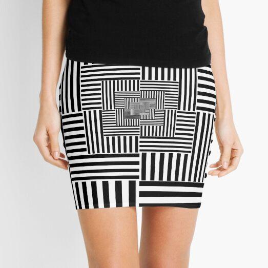 Copy of Gold Ratio Mini Skirt
