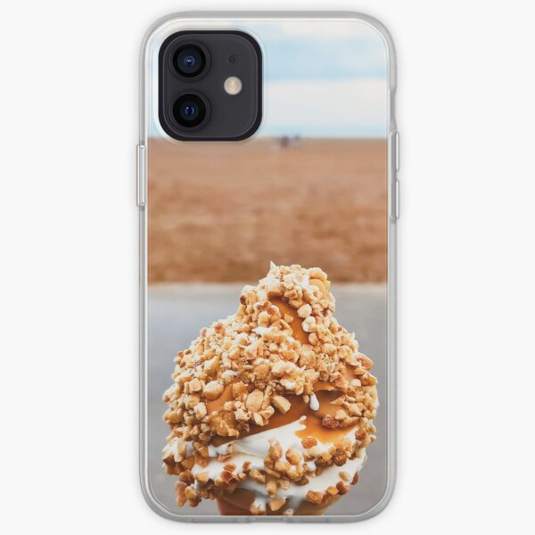 Ice Creams at the Beach iPhone Soft Case
