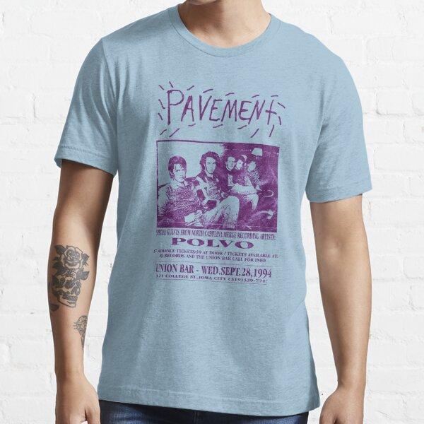Pavement Live 1994 (design vieilli) T-shirt essentiel