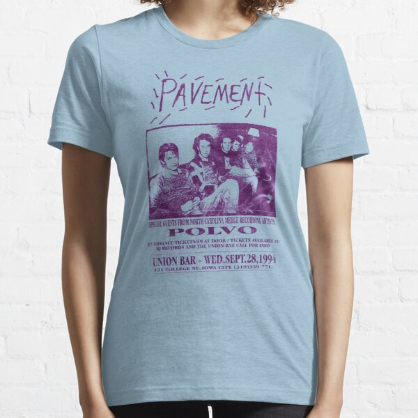 Pavement Live 1994 (distressed design) Essential T-Shirt