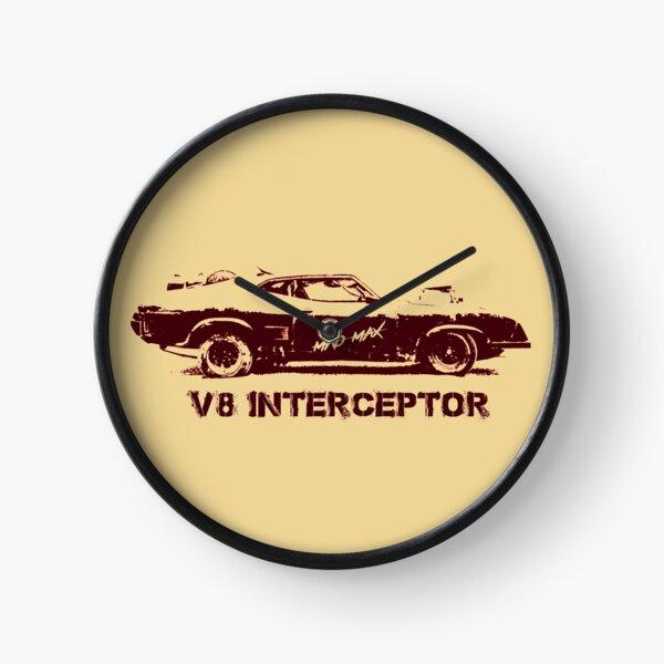 V8 Interceptor (Mad Max) Clock