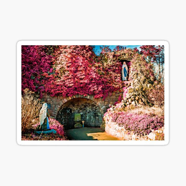 The Grotto, Cleator Sticker