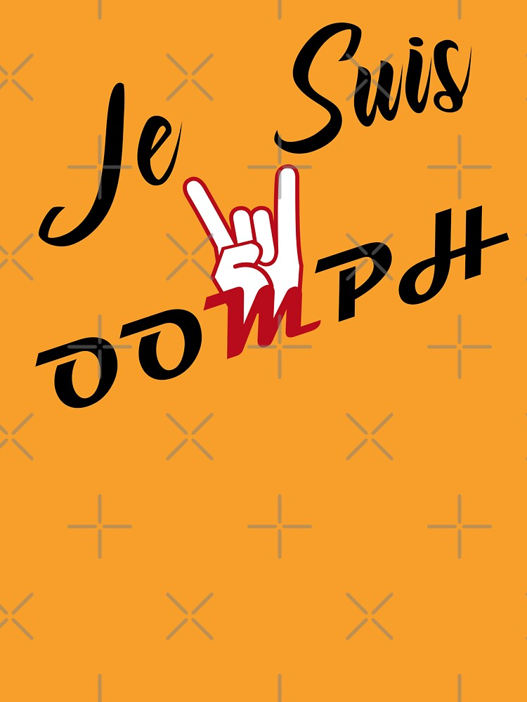 Je suis OOMPH. I am OOMPH by CWartDesign