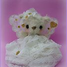 Handmade bears from Teddy Bear Orphans - Fairy Alina by Penny Bonser