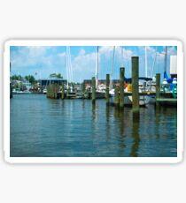 Annapolis Harbor Sticker