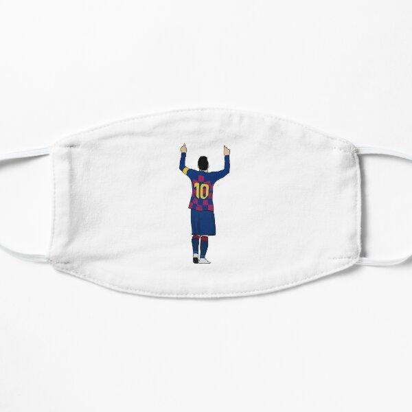 Messi #2 Flat Mask