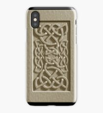 Celtic in Stone iPhone Case