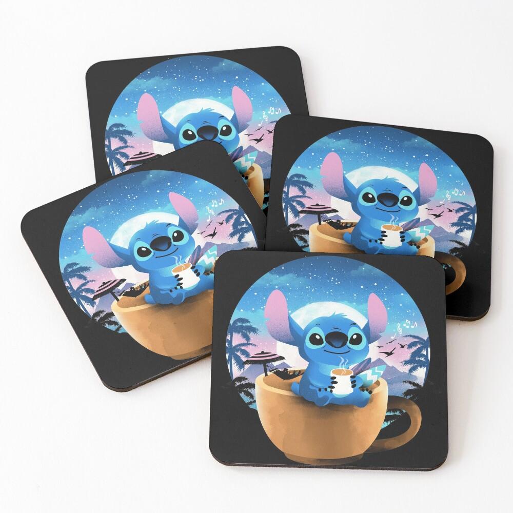 Ohana Coffee Coasters (Set of 4)