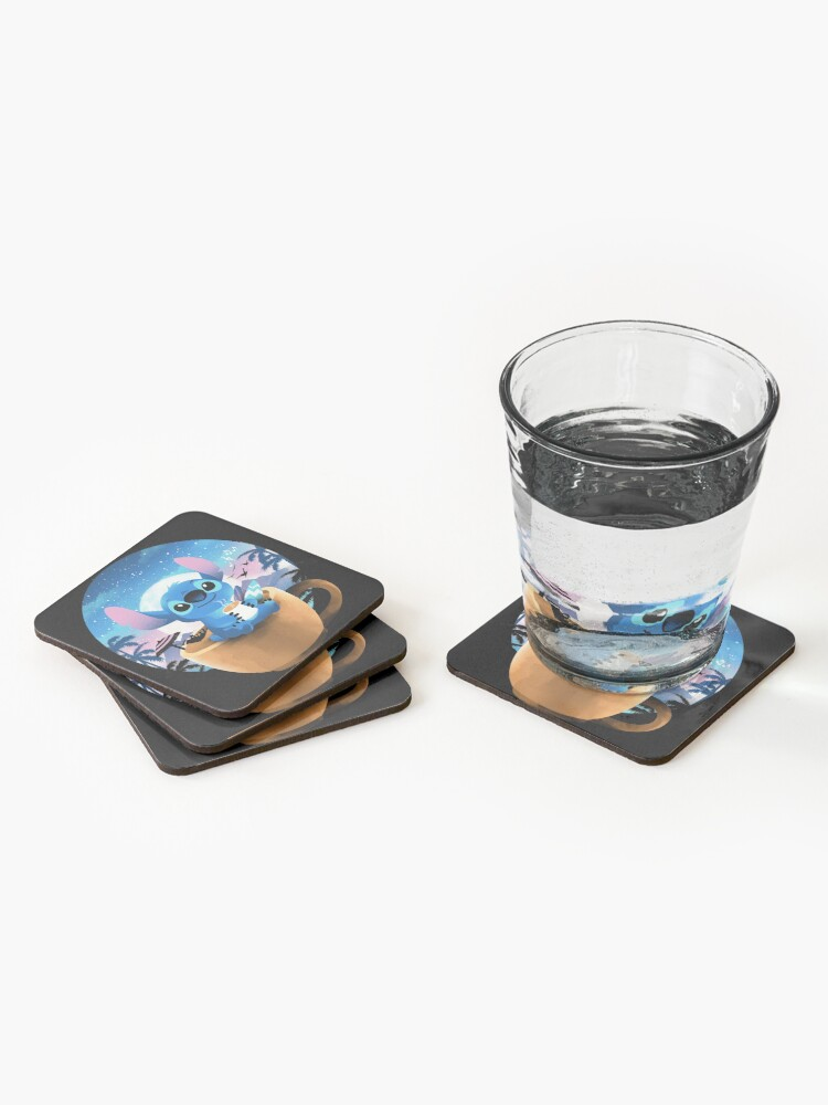 Alternate view of Ohana Coffee Coasters (Set of 4)