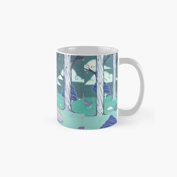 Midnight in the Forest Classic Mug