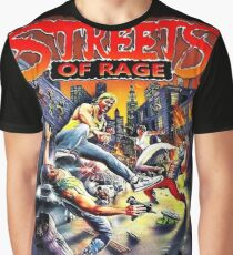 Streets of Rage ★ Graphic T-Shirt
