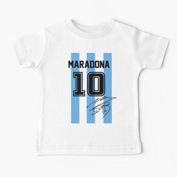 Maradona Jersey Camiseta para bebés