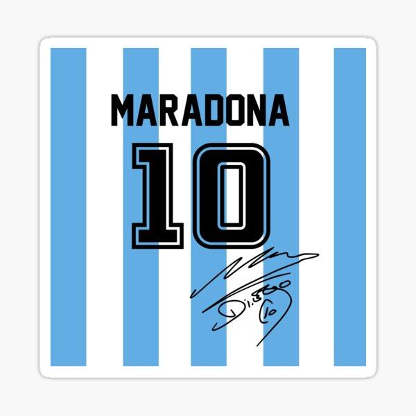 Maillot Maradona Sticker