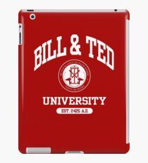 Bill & Ted University iPad Case/Skin