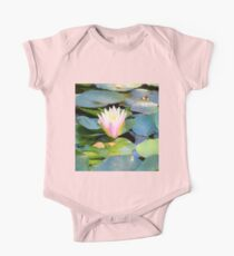Autumn Water Lily 2 Kids Clothes