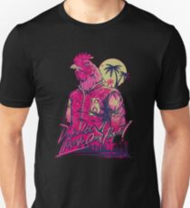 Hotline Miami - Do you like hurting other people? Unisex T-Shirt