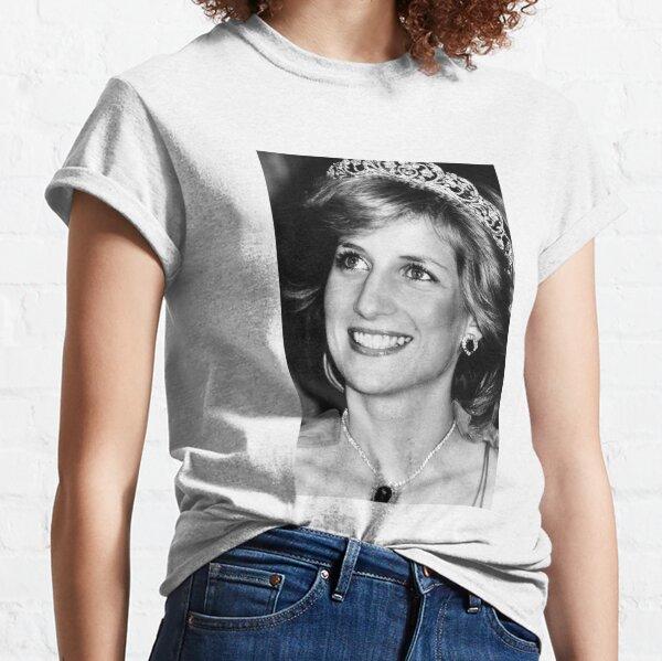 Princess diana strong women  Classic T-Shirt