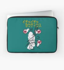 Icha Icha Tactics Signed Laptop Sleeve