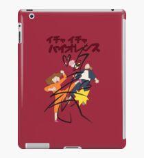 Icha Icha Violence Signed iPad Case/Skin
