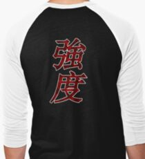 Strength In Chinese Men's Baseball ¾ T-Shirt