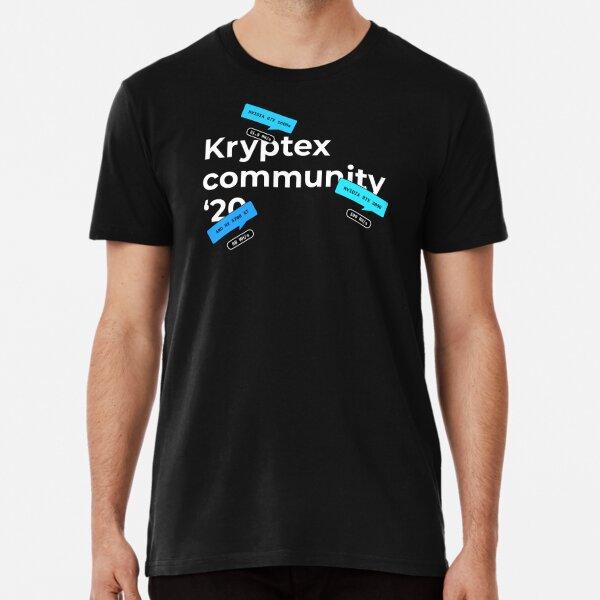 Kryptex Community '20 Limited Premium T-Shirt