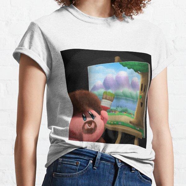 0025 - Happy Little Tree Camiseta clásica
