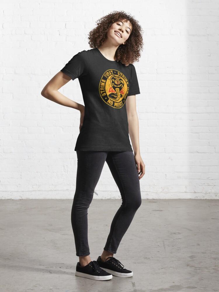 Alternate view of cobra kai Essential T-Shirt