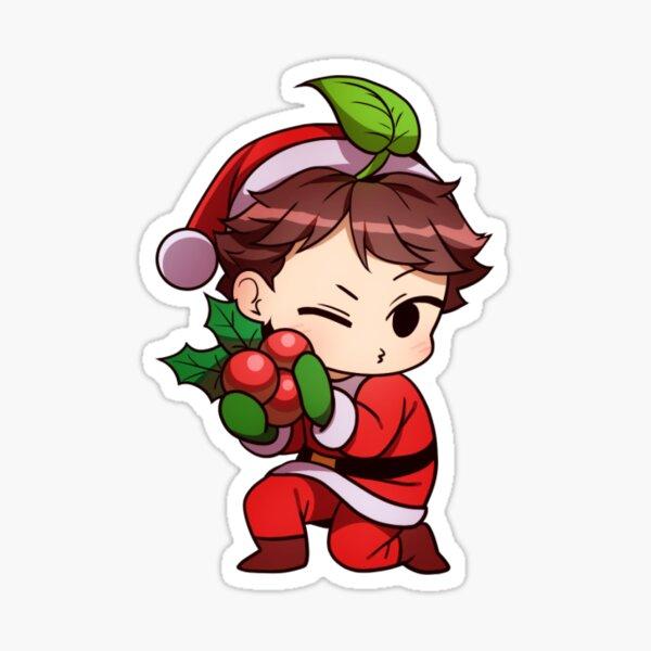 Haikyuu!! Christmas Oikawa (15/18) Sticker