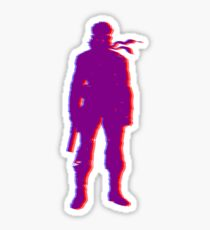 Metal Gear Solid - Solid Snake Sticker