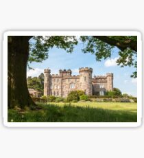 Cholmondeley Castle Cheshire England Sticker