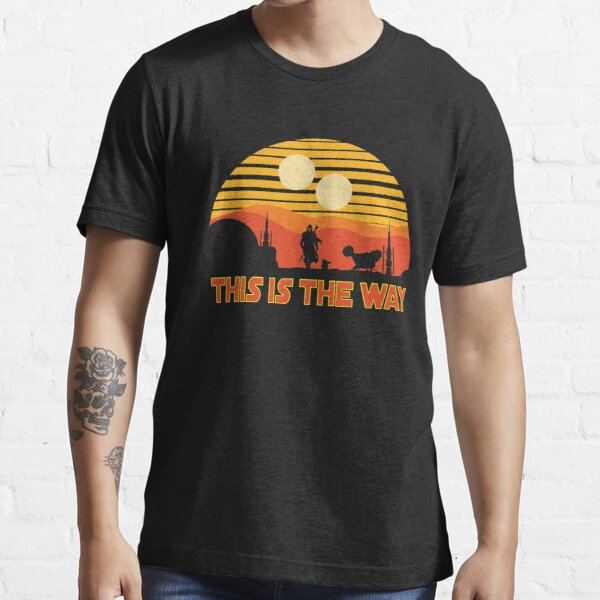 mando this is the way Essential T-Shirt